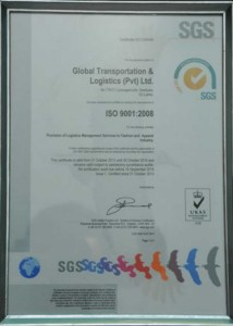 Certificate received by GTL